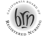 California Board of Registered Nursing Logo