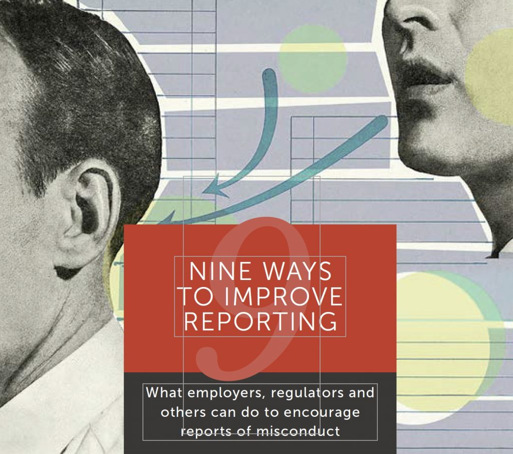 Nine ways to improve reporting