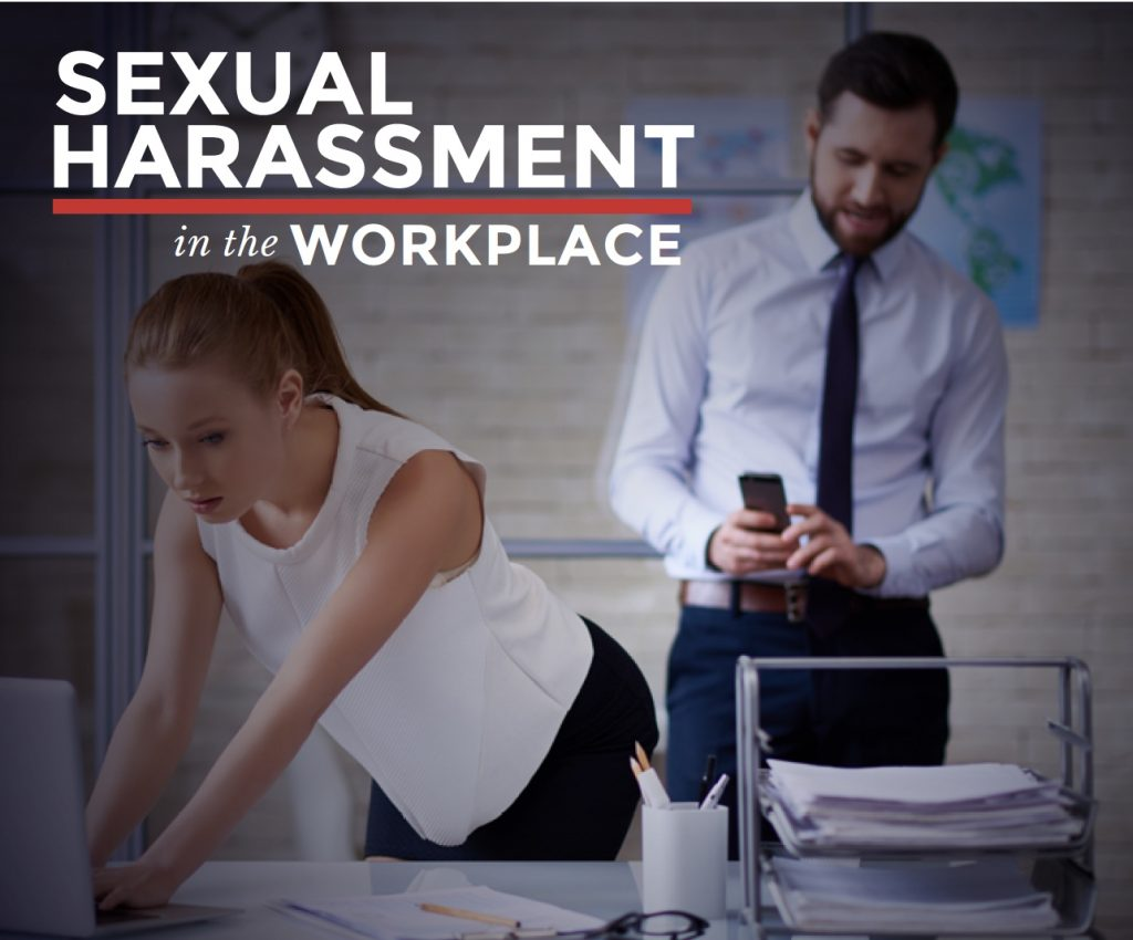 Larger picture headline Sexual Harassment in the Workplace