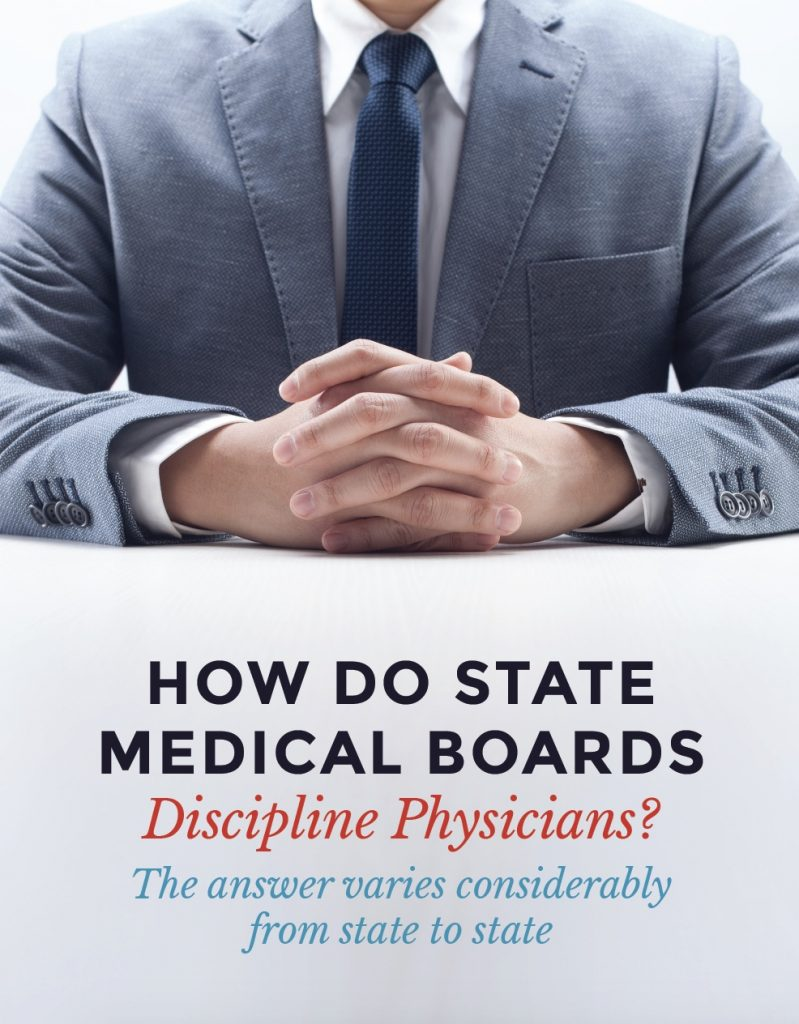 How do State Medical Boards discipline Physicians?