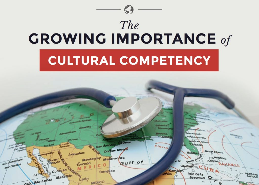 Growing Importance of Cultural Competency